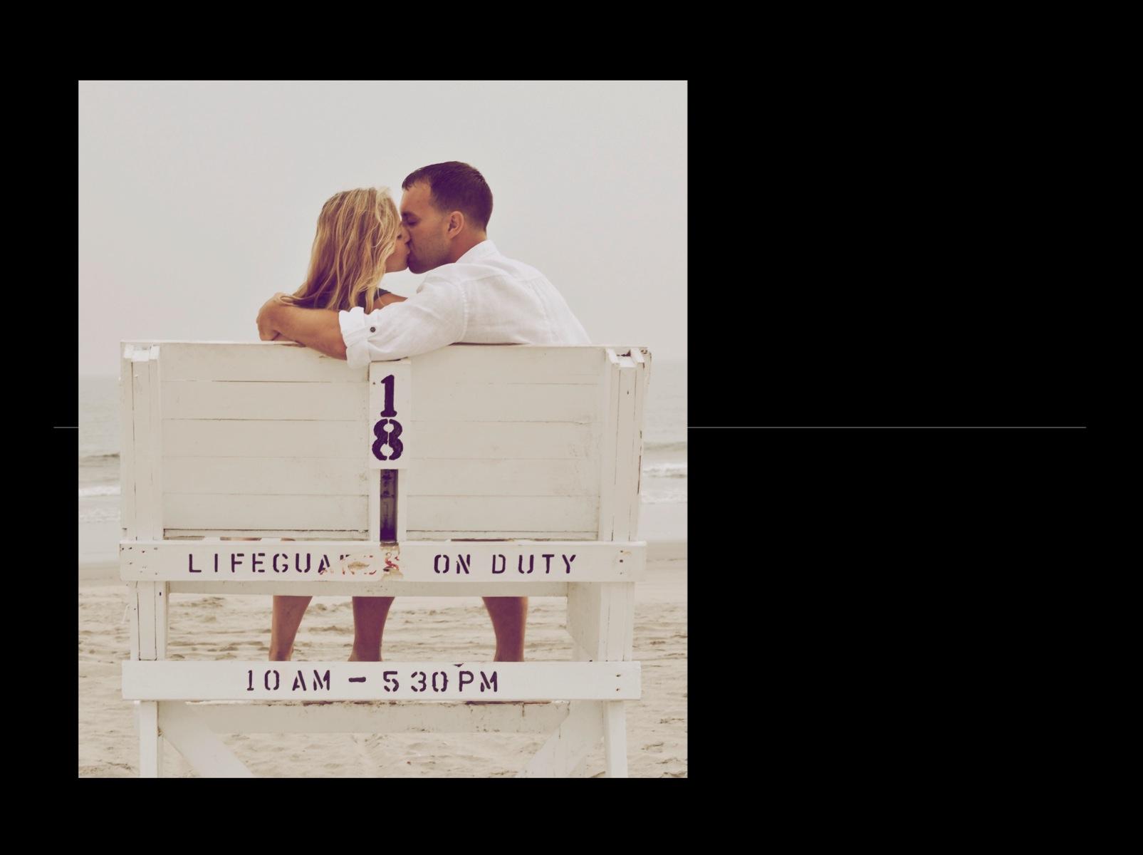 Kristen & Sean Wildwood NJ Engagement