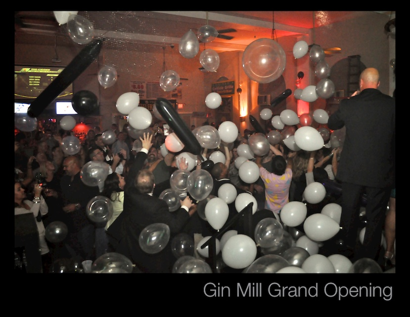 Gin Mill & Grille Grand Opening