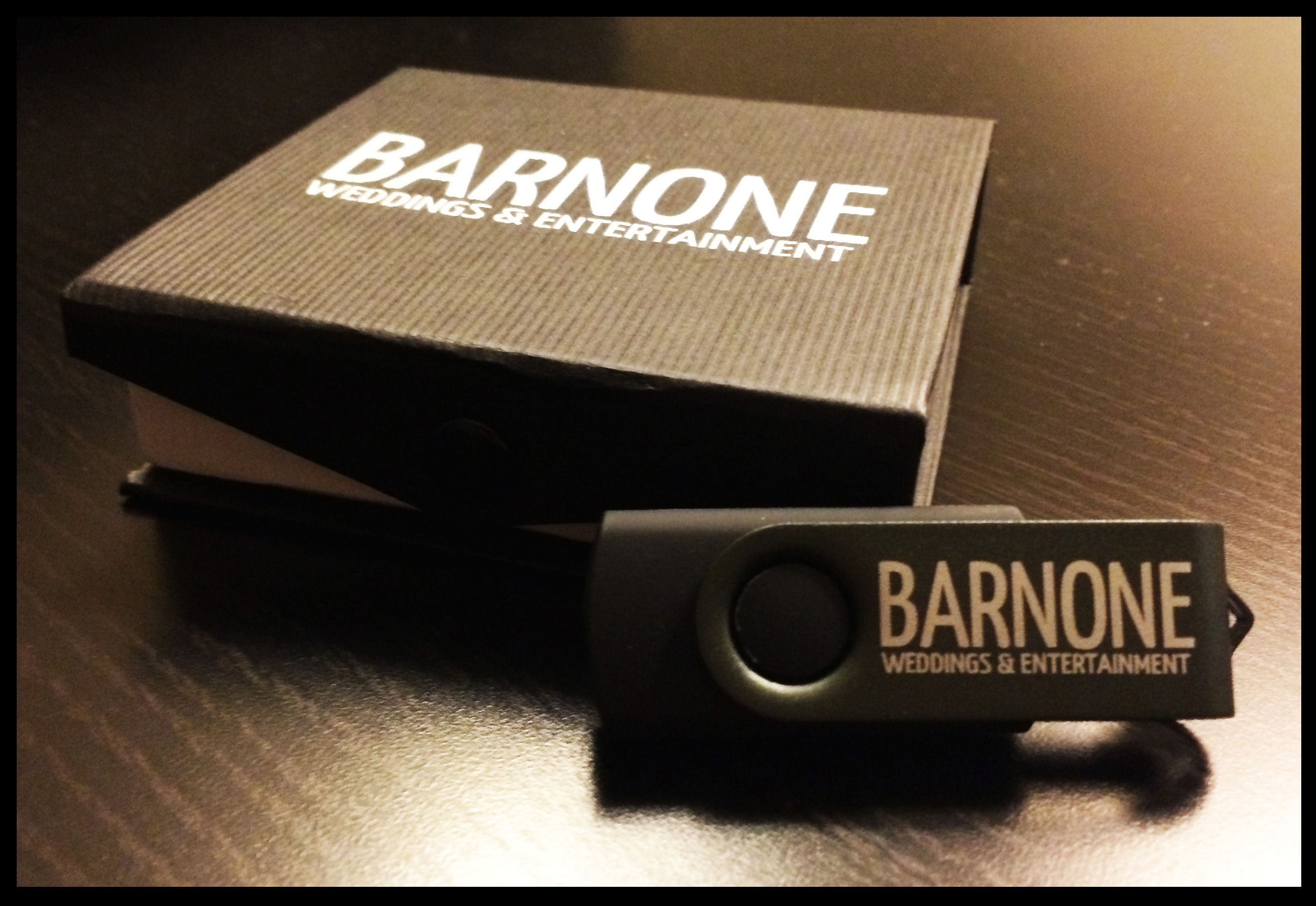 Introducing Digital Delivery for Bar None Wedding Films