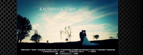 Kaltrina & Josh – Riverview Country Club – Highlight Wedding Film