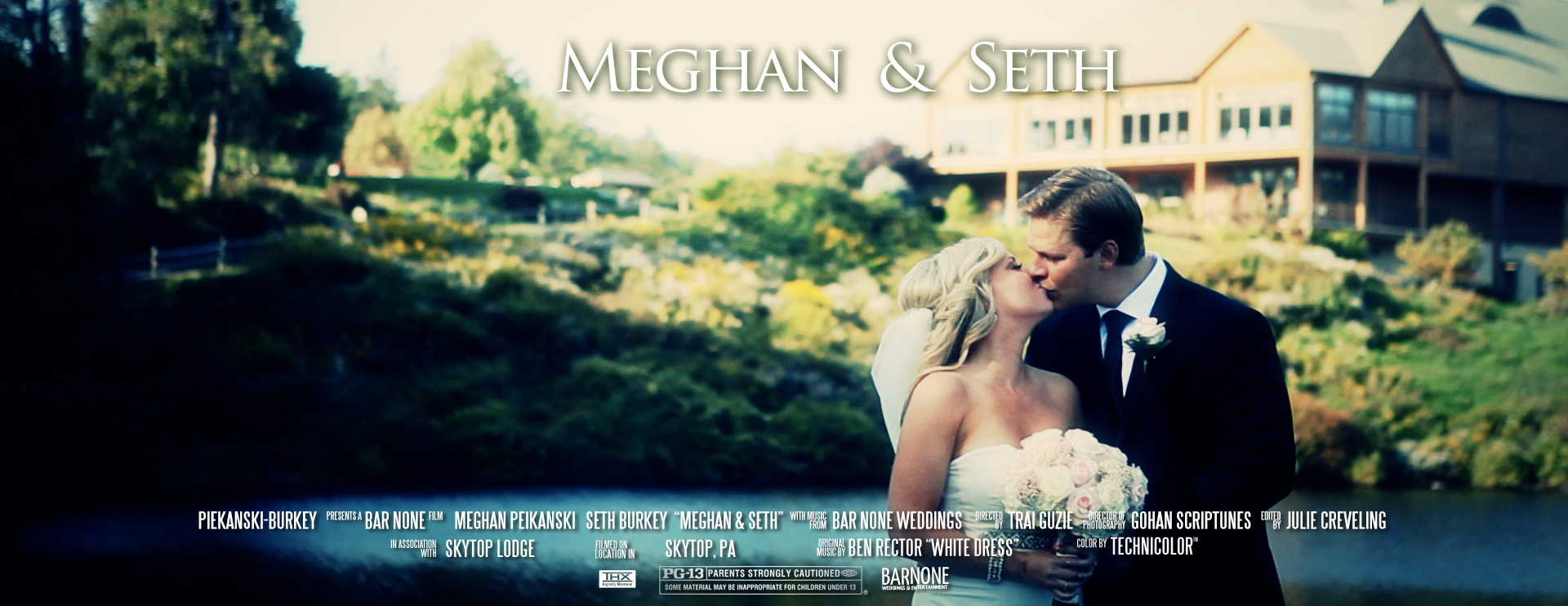 Meghan & Seth – Skytop Lodge Wedding Film – Skytop, PA
