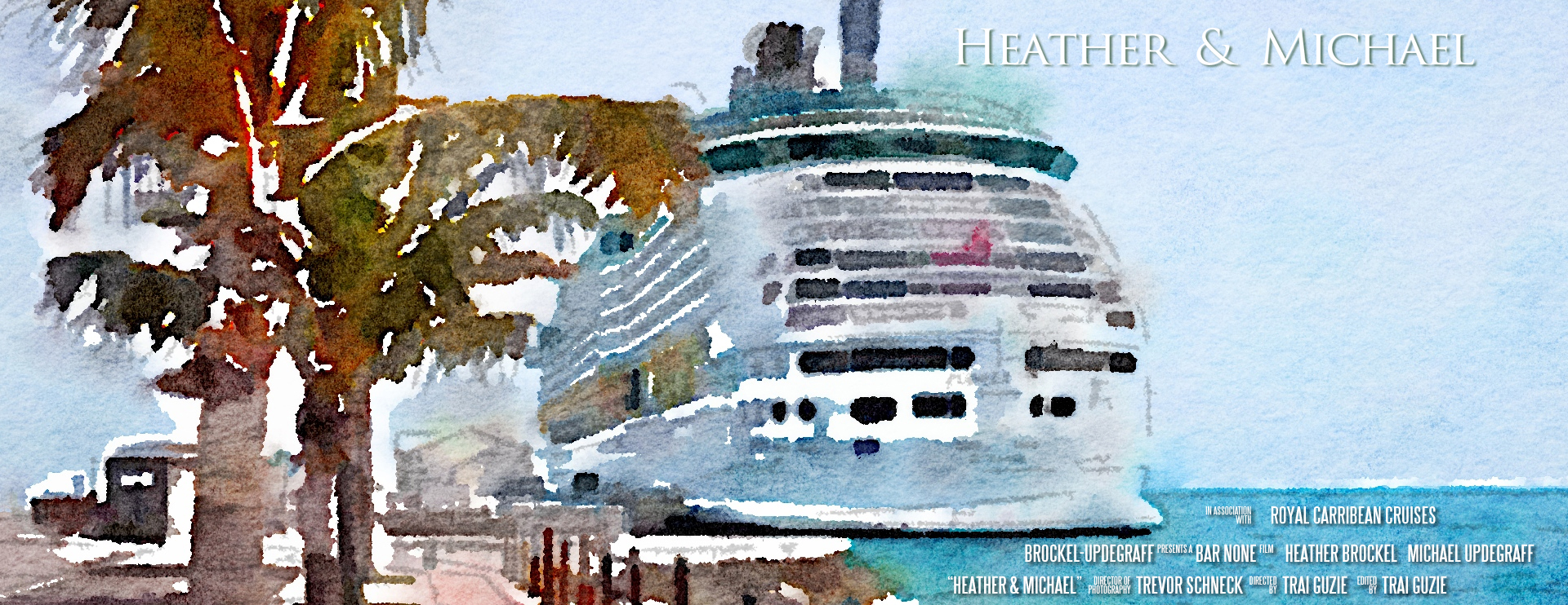 Heather & Michael – Bermuda Cruise – Destination Wedding Film