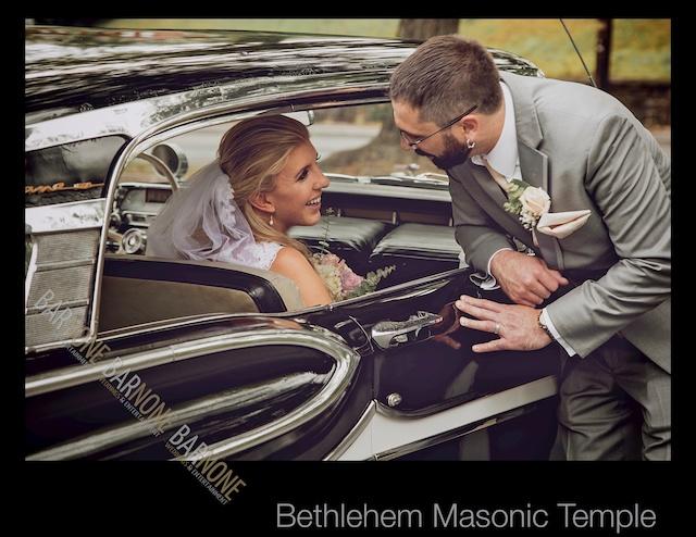 Masonic Temple Wedding 056