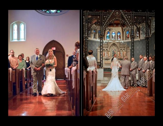 Masonic Temple Wedding 071