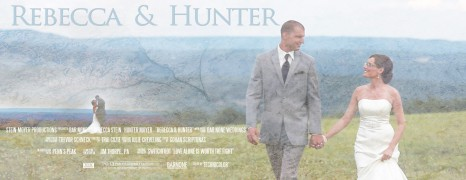 Rebecca & Hunter – Penn's Peak Wedding Highlight Film