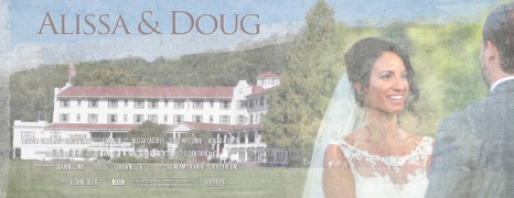 Alissa & Doug – Shawnee Inn – Highlight Wedding Film