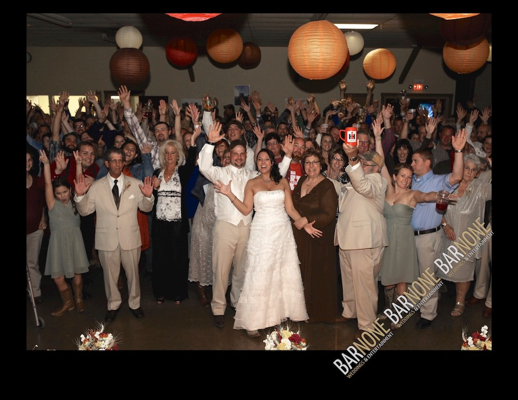 Bar None Photography - Rustic Barn Wedding 1388