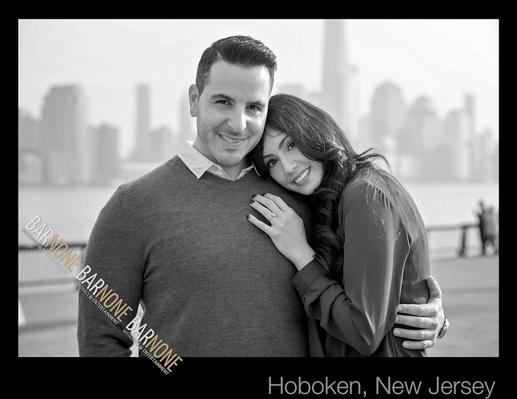Hoboken Engagement - Bar None Photography 1629