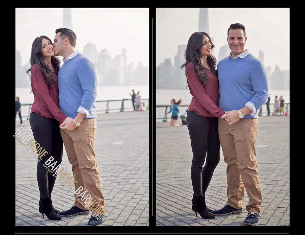 Hoboken Engagement - Bar None Photography 1630