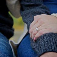 Rachel and Jordan Engagement Photography at Lockridge Park