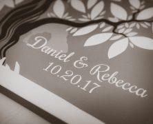 Rebecca and Dan Wedding Photography at Glasbern Inn