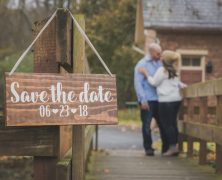 Amanda and Tony Engagement Photography at Lockridge Park