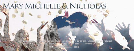 Mary Michelle & Nicholas – Villanova Highlight Film – Overbrook Golf Course