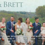 Alyssa & Brett – Woodstone Country Club – Wedding Highlight Film – Lehigh Valley, PA