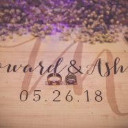 Ashley and Howie wedding at the Fireside Tavern