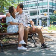Marissa and Jason Engagement Photography at South Street Seaport NYC
