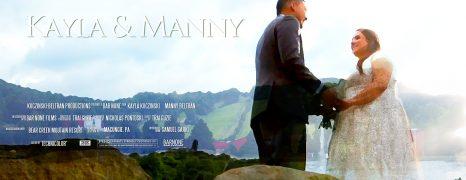 Kayla & Manny – Bear Creek Mountain Resort – Wedding Highlight Film – Lehigh Valley PA